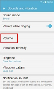 Galaxy S7 Edge] How do I adjust the volume? | Samsung