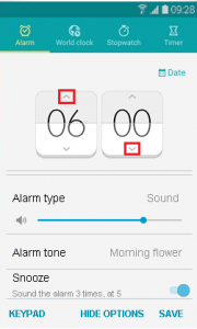 [Galaxy S7 Edge] How to set Alarm in my device?