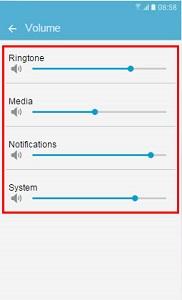 [Galaxy S7 Edge] How do I adjust the volume?